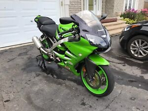 (SERIOUS INQUIRIES) 2001 Kawasaki Ninja ZX6R