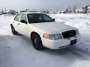 2011 Crown Victoria Interceptor $2600 In Your Name!!!