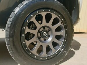 20inch FUEL Vector Wheels , Suits Hilux.
