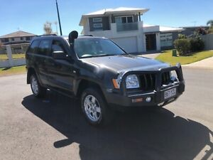 2007 JEEP GRAND CHEROKEE AUTO V6 DIESEL 4x4 180kms Underwood Logan Area Preview