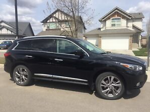 2013 Infinity JX35 - REDUCED - 7 seats - AWD - LOADED