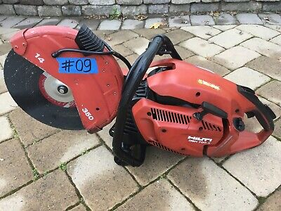 Hilti Dsh 700-x Gas Saw For Parts Only Not Working 09 Fast Ship