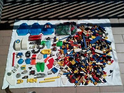 LEGO - SPACE, ADVENTURE, CITY - LOTTO - 2 KG