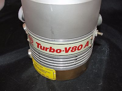 Varian Turbo-v80 A Model 969-9015 Va 180 V 54 Hz 1000
