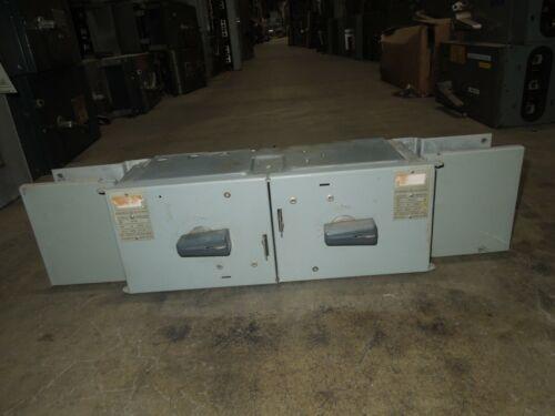 Ge Tnpb311 30/30a Twin 3ph 240v Fused Panelboard Switch Used