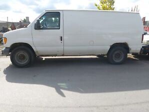 2007 Ford Ecoline 250