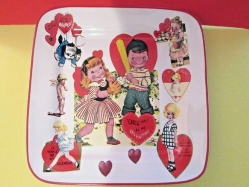 /Rosanna Studio Valentine Square Serving/Deco Dish