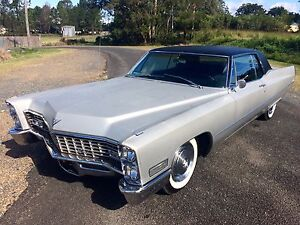 1967 Cadillac Coupe Deville - (Muscle, Classic, Rat Rod, Chev, Caddy) Kempsey Kempsey Area Preview