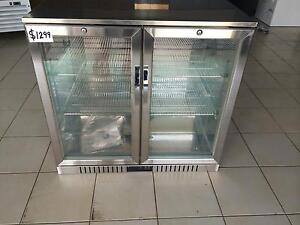 NEW STAINLESS STEEL BAR FRIDGES OPEN TODAY Wangara Wanneroo Area Preview