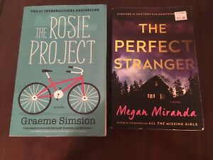 Two easy to read novels