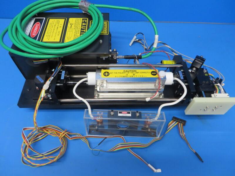 Miyachi Laser Assembly for LW25A Macro Spot Laser Welder
