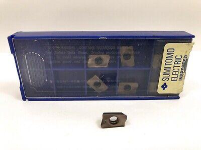 Sumitomo Axmt123512peer-e New Carbide Inserts Grade Acm300 7pcs