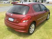 2010 Peugeot 207 Hatchback Automatic Maddington Gosnells Area Preview