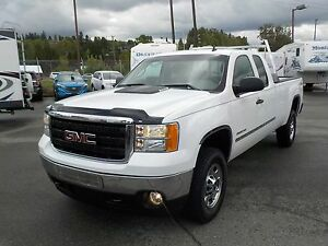 2012 GMC Sierra 2500HD Extended Cab Long Box 4WD