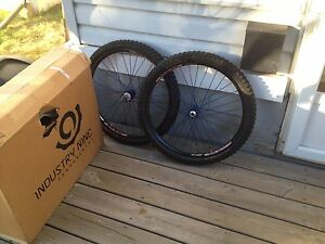 "26"" Industry 9 Enduro wheelset"