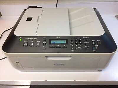 Canon MX320 All-In-One Inkjet Printer - USED tested working, New Ink Canon Pixma Mx320 Colour