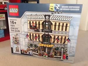 Lego 10211 Grand Emporium Brand New Factory Sealed Modular Hornsby Hornsby Area Preview
