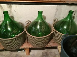 Wine carboys