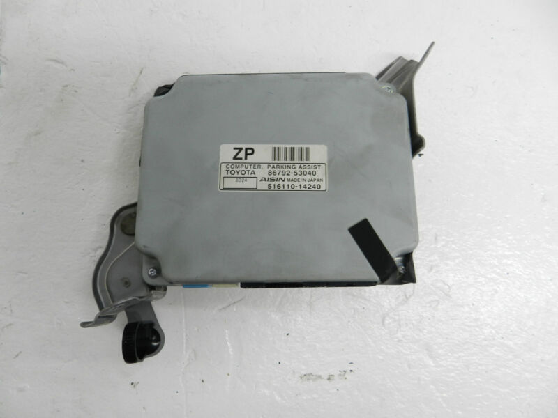 LEXUS IS220D PARKING ASSIST COMPUTER MODULE REF1037