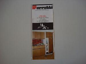 advertising pubblicita 1966 cucine ferretti