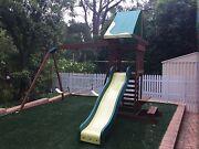 Kids swing set Boronia Knox Area Preview