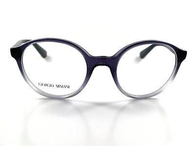 GIORGIO ARMANI Brille AR7095 Round Glasses Damenbrille 90s Style Eye Frame Italy