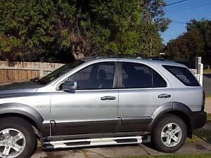 2005 Kia Sorento Wagon Rye Mornington Peninsula Preview