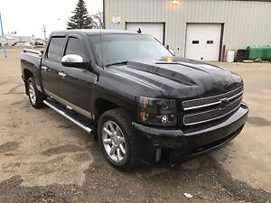 2013 Chevrolet Silverado ltz. 6.2l leather, DVD, nav,