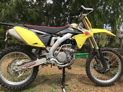 2014 RMZ250 Low hours Rego