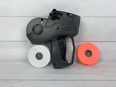 Monarchr Pricemarker Kit 2-line 8 Characters Price Gun