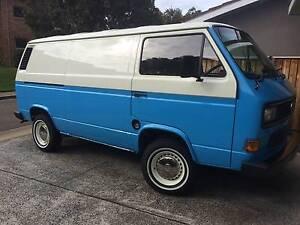 1990 Volkswagen Transporter Kombi Van/Minivan Collaroy Manly Area Preview