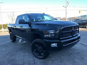 2018 Ram 2500 SLT 4x4*6 FT BOX*BLACK PKG **6.7L CUMMINS DIESEL**