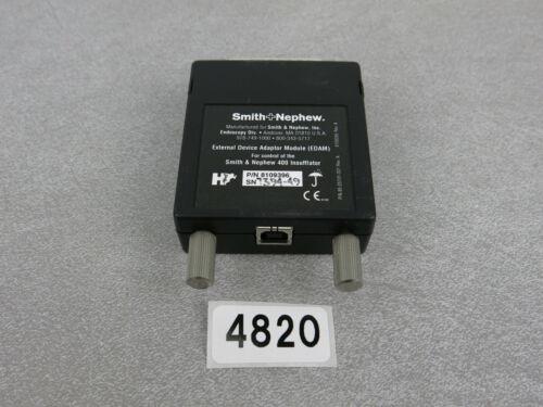 Smith & Nephew External Device Adaptor Module EDAM 400 Insufflator 8109396