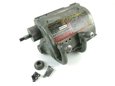South Bend Heavy 10 Lathe Quick Change Gearbox Qcgb Wide Range Gear Box