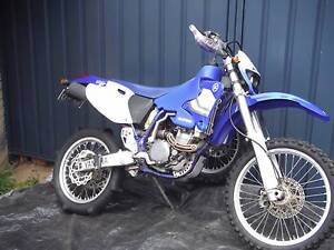 Yamaha WR Road Registered Dirt Bike Perth Perth City Area Preview