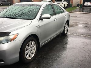 Fully Loaded 2007 Camry Hybrid