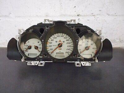 Mercedes Benz SLK 200 R170 100KW Tacho Kombiinstrument Schaltgetriebe 111 tkm