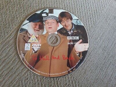 Only Fools And Horses - To Hull And Back dvd disc only No Case good condition