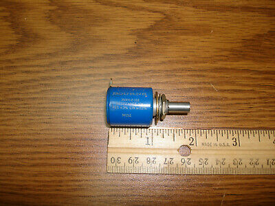 Bourns 3500s-2-103 Rotary Potentiometer 10 K Ohm 2w 3 10 Turn Linear 10k Pot