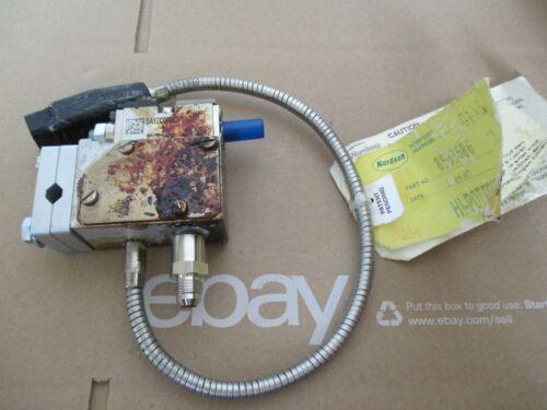 NORDSON SolidBlue 8503686 Hot Melt Gun.