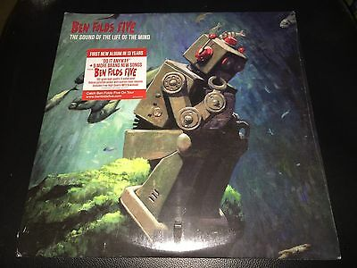 "Ben Folds Five - Sound of the Life of Mind (12"" Vinyl 2LP) Brand New & Sealed"