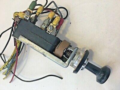 Ford 1956 1957 Fairlane Thunderbird Truck Pickup Head Light Lamp Switch