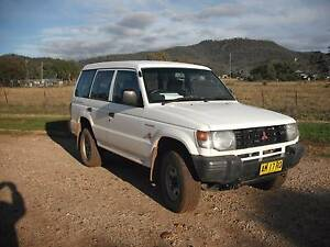 2000 Mitsubishi Pajero Wagon Tambar Springs Gunnedah Area Preview
