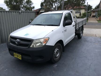 Hilux work mate 2.7 Punchbowl Canterbury Area Preview