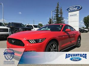 2017 Ford Mustang EcoBoost Bucket Seats - A/C - Reverse Camera