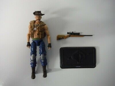 "G.I. Joe Dreadnok Clyde "" Gnaw "" Hyde (V1)  Season 27 2011 Hasbro"