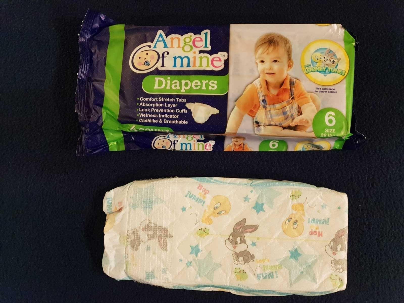 Adult Baby Windeln