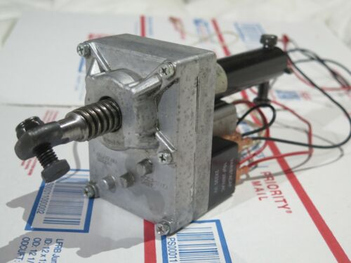 Treadmill Incline Lift Elevation Motor 163896