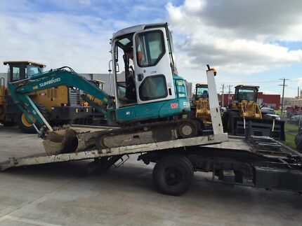 Tow. truck in Melbourne. Broadmeadows Hume Area Preview