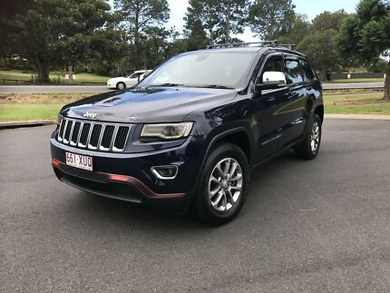 Late 2013 My 14 Shape JEEP Grand Cherokee